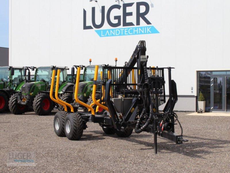 Rückewagen & Rückeanhänger des Typs Country 90S / 700 Pro, Neumaschine in Putzleinsdorf (Bild 1)
