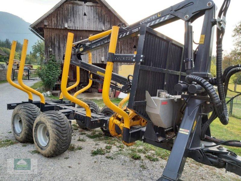 Rückewagen & Rückeanhänger des Typs Country Country 110S / 700 Pro, Gebrauchtmaschine in Klagenfurt (Bild 1)