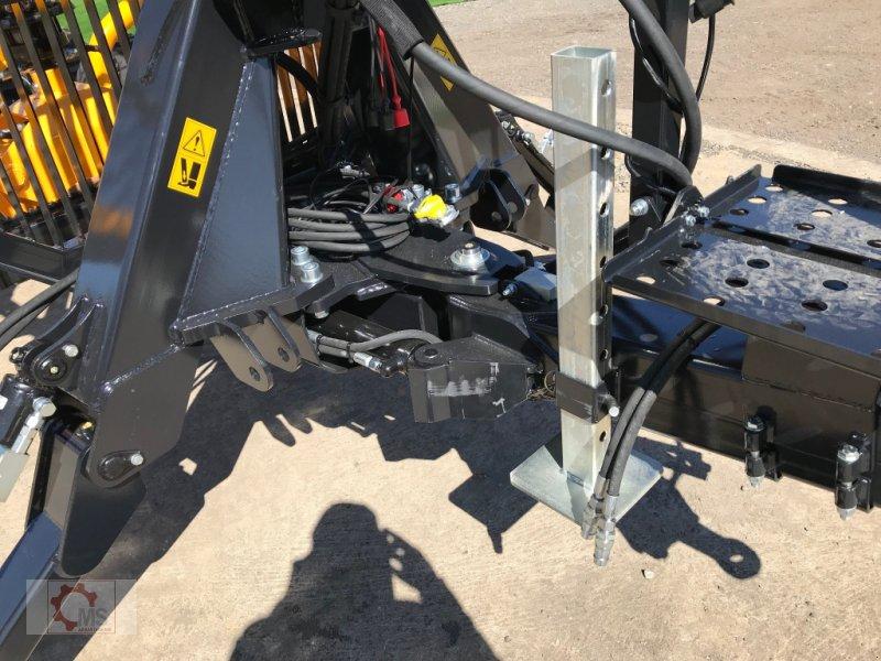 Rückewagen & Rückeanhänger des Typs Country T90 11,5t Kran 700 Pro 7,6m Kran 560kg Hubkraft Druckluft, Neumaschine in Tiefenbach (Bild 21)
