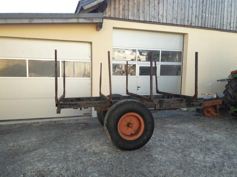 Rückewagen & Rückeanhänger des Typs Eigenbau Rungenwagen, Gebrauchtmaschine in Reichenbach (Bild 1)