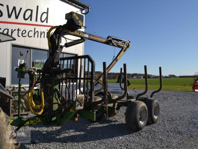 Rückewagen & Rückeanhänger des Typs Farma CT 4,6-7, Gebrauchtmaschine in Iggensbach (Bild 5)