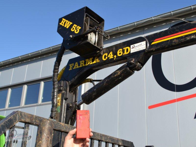 Rückewagen & Rückeanhänger des Typs Farma CT 4,6-7, Gebrauchtmaschine in Iggensbach (Bild 12)
