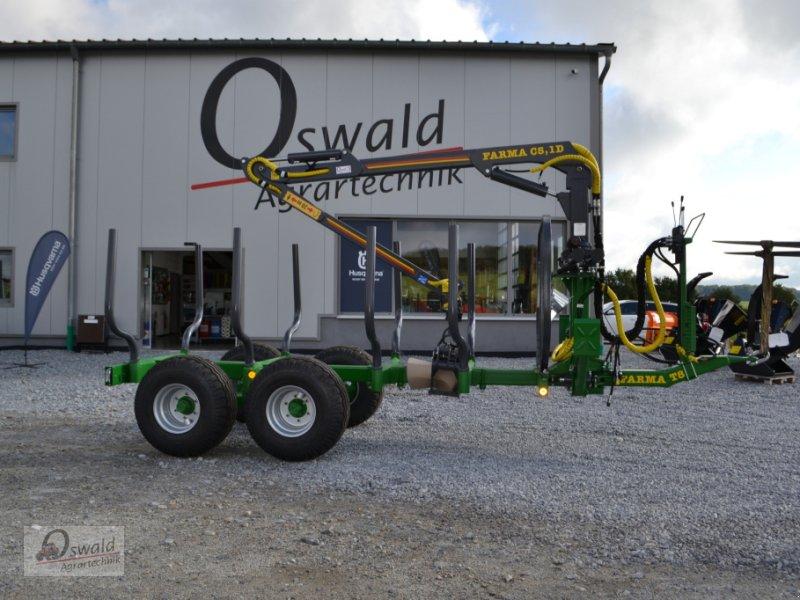 Rückewagen & Rückeanhänger des Typs Farma CT 5,1-8, Neumaschine in Iggensbach (Bild 2)