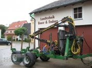 Rückewagen & Rückeanhänger tipa Farma CT 6,0-9, Gebrauchtmaschine u Abenberg