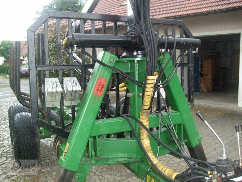 Rückewagen & Rückeanhänger des Typs Farma CT 6,0-9, Gebrauchtmaschine in Regen (Bild 1)