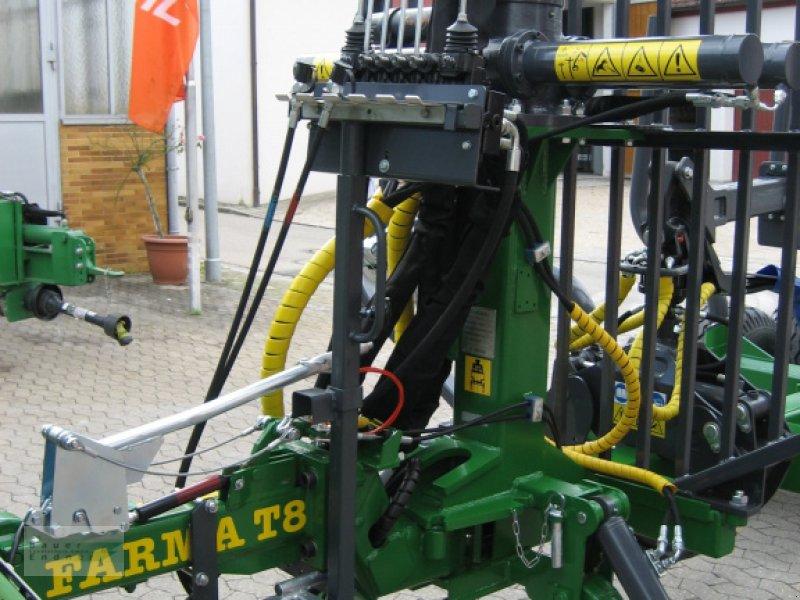 Rückewagen & Rückeanhänger des Typs Farma CT 6,3-8, Neumaschine in Abenberg (Bild 4)