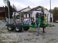 Farma CT 6,3-9 mit Auflaufbremse Rückewagen & Rückeanhänger