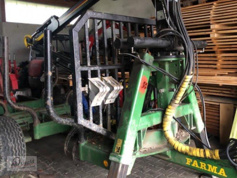 Rückewagen & Rückeanhänger des Typs Farma CT 6,3-9, Gebrauchtmaschine in Regen (Bild 1)