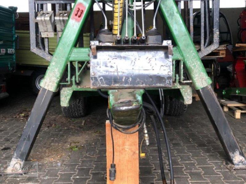 Rückewagen & Rückeanhänger des Typs Farma CT 6,3-9, Gebrauchtmaschine in Regen (Bild 2)