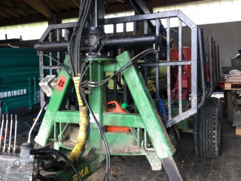 Rückewagen & Rückeanhänger des Typs Farma CT 6,3-9, Gebrauchtmaschine in Regen (Bild 3)