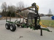 Rückewagen & Rückeanhänger типа Farma CT 8-5,1, Gebrauchtmaschine в Värnamo