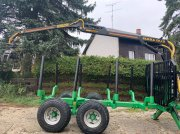 Rückewagen & Rückeanhänger del tipo Farma Farma, Gebrauchtmaschine en Ergoldsbach