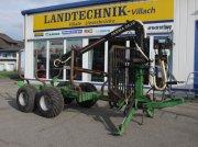 Rückewagen & Rückeanhänger a típus Farma RW 8, Gebrauchtmaschine ekkor: Villach