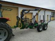 Farma T6 4,6D Remorcă pentru bușteni