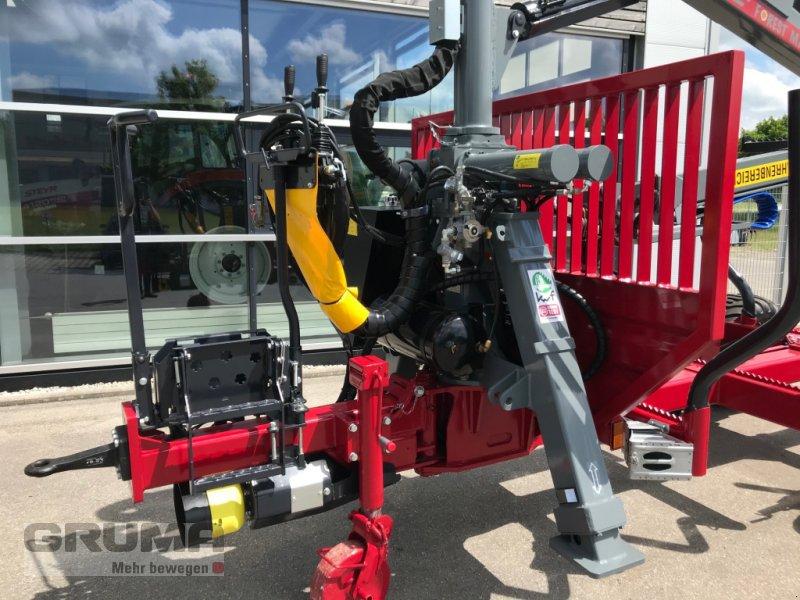Rückewagen & Rückeanhänger des Typs Forest-Master RW 10, Neumaschine in Germaringen (Bild 3)