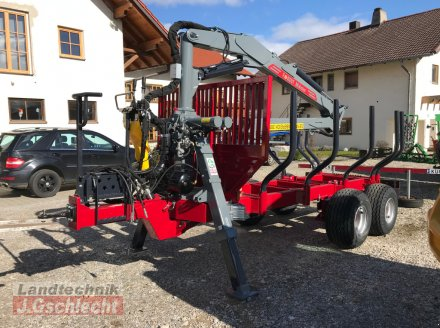 Forest-Master RW 14 4DL mit FK7000 Rückewagen & Rückeanhänger