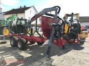 Forest-Master RW 14 4DL mit FK7000 Трелевочные прицепы