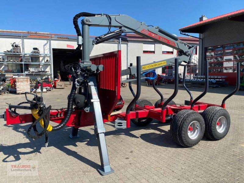Rückewagen & Rückeanhänger des Typs Forest-Master RW10 + FK6600 sofort Verfügbar!, Neumaschine in Mainburg/Wambach (Bild 1)