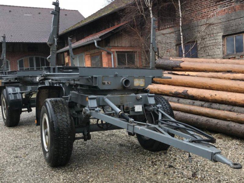 Rückewagen & Rückeanhänger des Typs IWK Langholzanhänger, Gebrauchtmaschine in Velden (Bild 1)