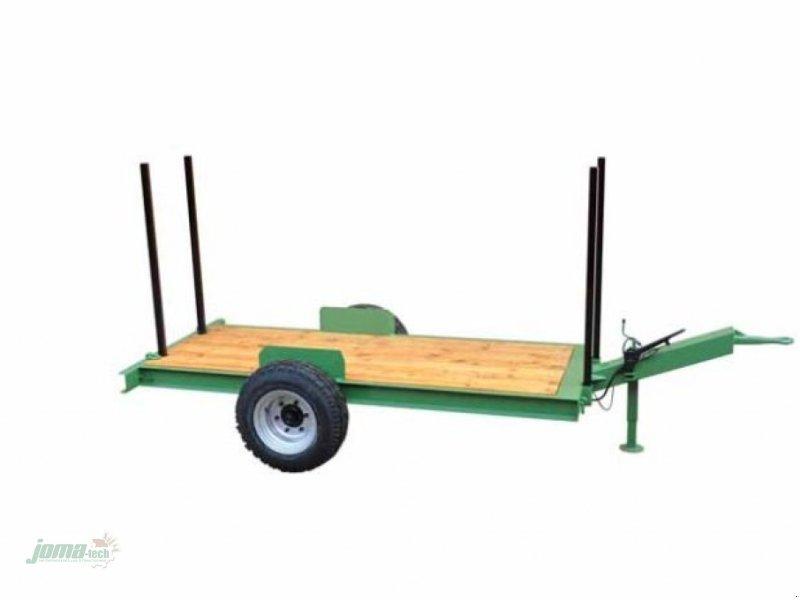 Rückewagen & Rückeanhänger des Typs Joma-Tech Meterholzwagen MH4 mit ABE Gesamtlänge 4,35m Meterholzanhänger, Neumaschine in Willebadessen (Bild 1)