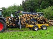 Rückewagen & Rückeanhänger des Typs Källefall FB100 FB69T, Neumaschine in Happurg