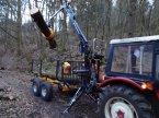 Rückewagen & Rückeanhänger des Typs Källefall FB50 FB42 in Happurg