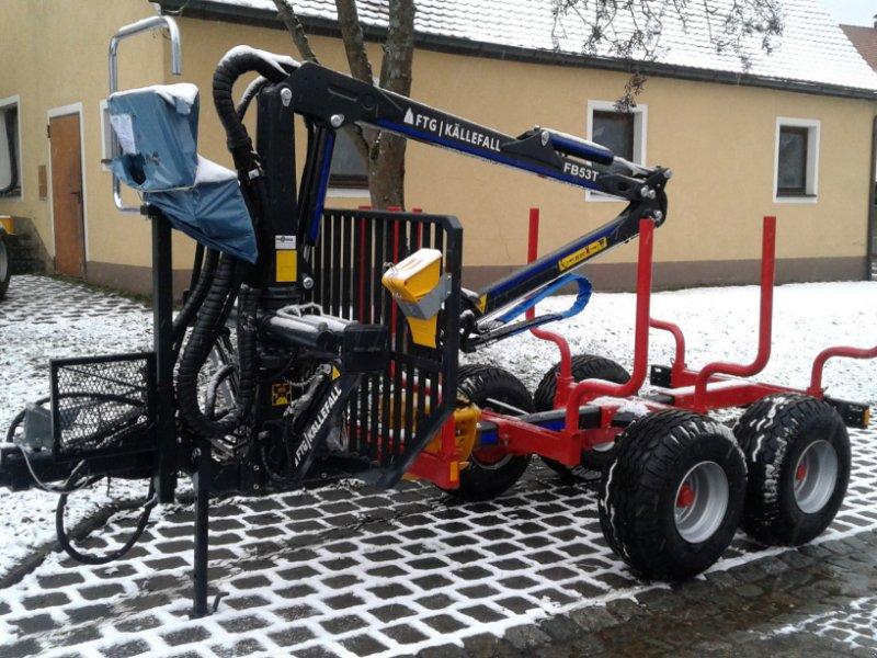 Rückewagen & Rückeanhänger des Typs Källefall FB60 FB53T Sondermodell, Neumaschine in Happurg - Föhrenbach (Bild 1)