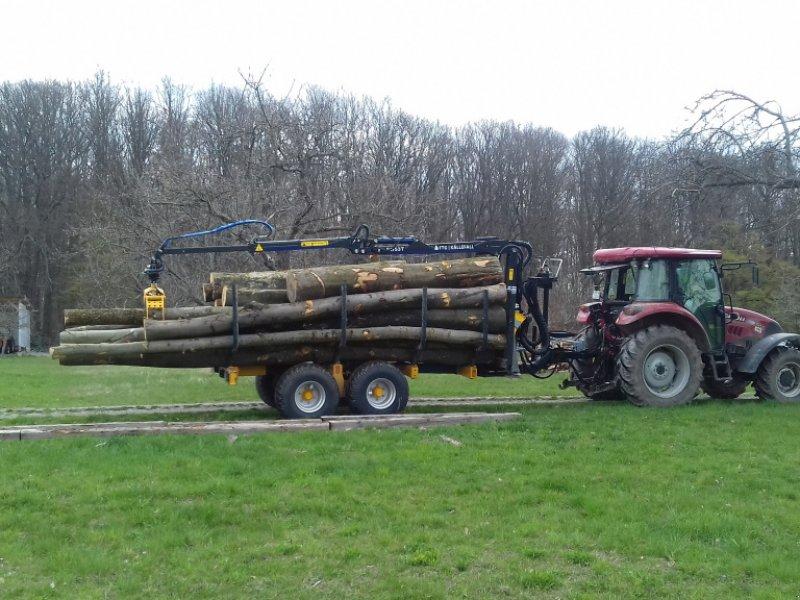 Rückewagen & Rückeanhänger des Typs Källefall FB70 FB53T, Neumaschine in Happurg (Bild 3)