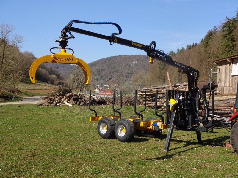 Rückewagen & Rückeanhänger des Typs Källefall FB70 FB53T, Neumaschine in Happurg (Bild 5)