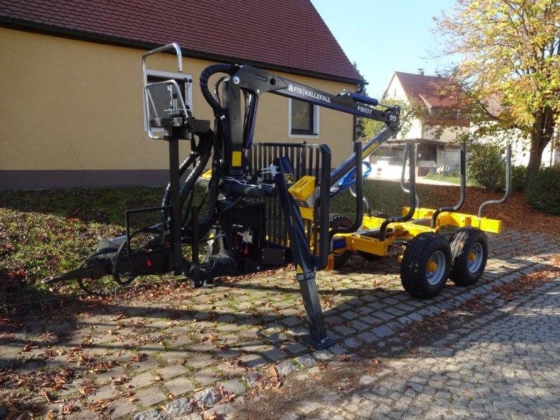 Rückewagen & Rückeanhänger des Typs Källefall FB70 FB53T, Neumaschine in Happurg (Bild 7)