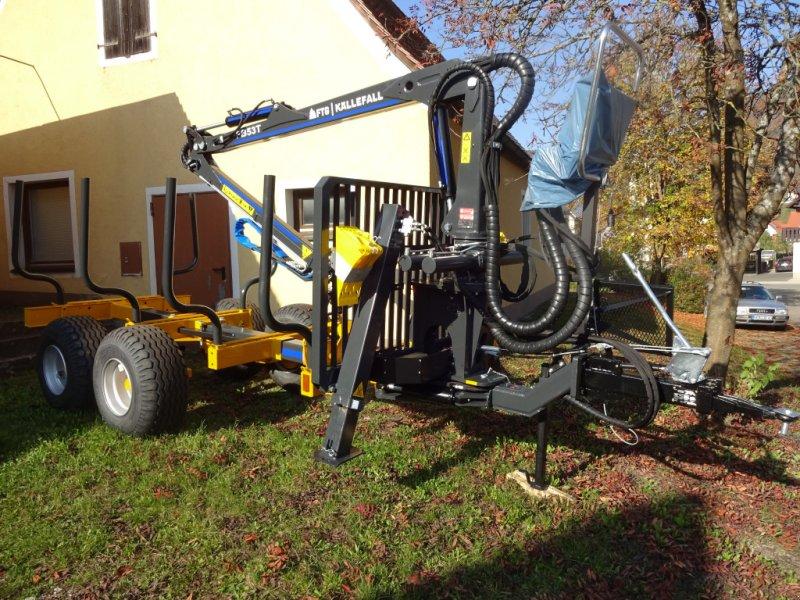 Rückewagen & Rückeanhänger des Typs Källefall FB70 FB53T, Neumaschine in Happurg (Bild 10)