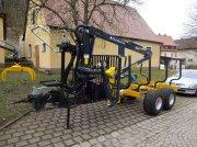 Rückewagen & Rückeanhänger del tipo Källefall FB70 FB63T, Neumaschine en Happurg