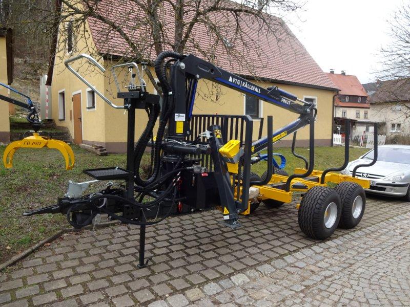 Rückewagen & Rückeanhänger des Typs Källefall FB70 FB63T, Neumaschine in Happurg  (Bild 1)