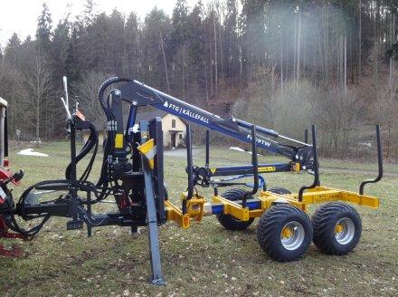 Rückewagen & Rückeanhänger des Typs Källefall FB90 FB69T, Neumaschine in Happurg - Föhrenbach (Bild 2)