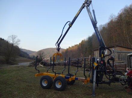 Rückewagen & Rückeanhänger des Typs Källefall FB90 FB69T, Neumaschine in Happurg - Föhrenbach (Bild 3)