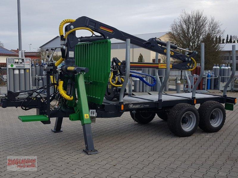 Rückewagen & Rückeanhänger des Typs Kauer URW 8 Tandem, Neumaschine in Rottenburg (Bild 1)