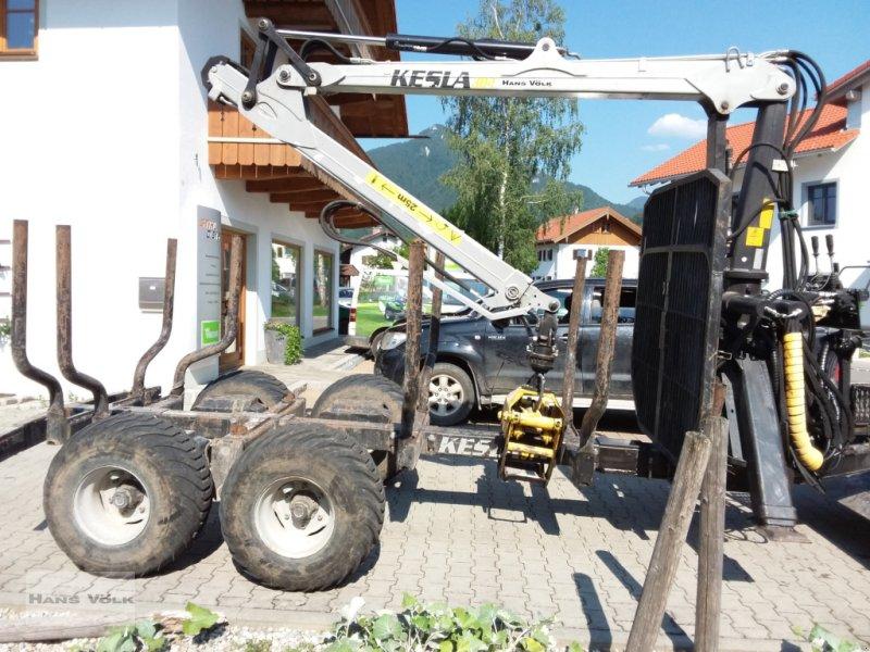 Kesla 9 T Timber trailer, 82387 Antdorf