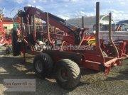 Rückewagen & Rückeanhänger des Typs KMB PENZ - KRAN, Gebrauchtmaschine in Purgstall