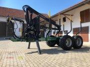 Rückewagen & Rückeanhänger des Typs Kronos 100H, Gebrauchtmaschine in Töging am Inn