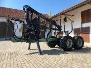 Rückewagen & Rückeanhänger des Typs Kronos 100H, Gebrauchtmaschine in Neumarkt-St.Veit