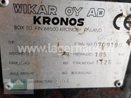 Rückewagen & Rückeanhänger des Typs Kronos 5000, Gebrauchtmaschine in Klagenfurt (Bild 4)