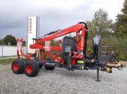 Rückewagen & Rückeanhänger des Typs Krpan GP 8 DF + GD 6,6 K, Neumaschine in Hutthurm