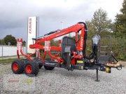 Rückewagen & Rückeanhänger des Typs Krpan GP 8 DF  + GD6,6K, Neumaschine in Mengkofen