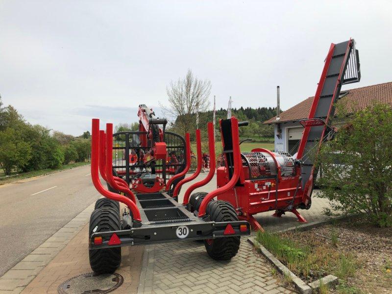 Rückewagen & Rückeanhänger des Typs Krpan GP 8 DF, Gebrauchtmaschine in Birgland (Bild 1)