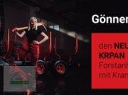 Rückewagen & Rückeanhänger des Typs Krpan GP8 DF, Neumaschine in Hartberg