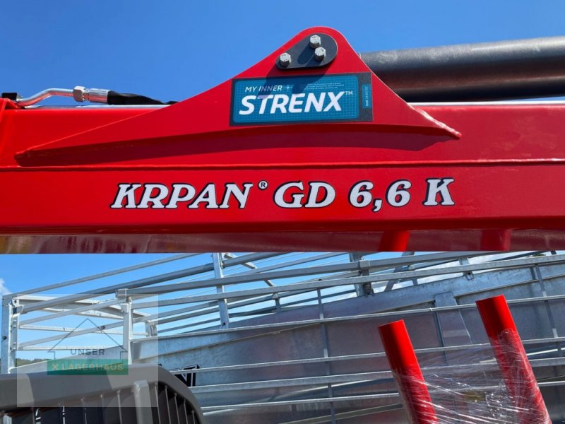 Rückewagen & Rückeanhänger типа Krpan GP8 DF, Neumaschine в Hartberg (Фотография 8)