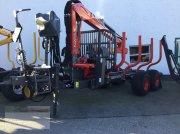 Rückewagen & Rückeanhänger des Typs Krpan GP8DF mit Kran GD 6,6, Neumaschine in Fürsteneck