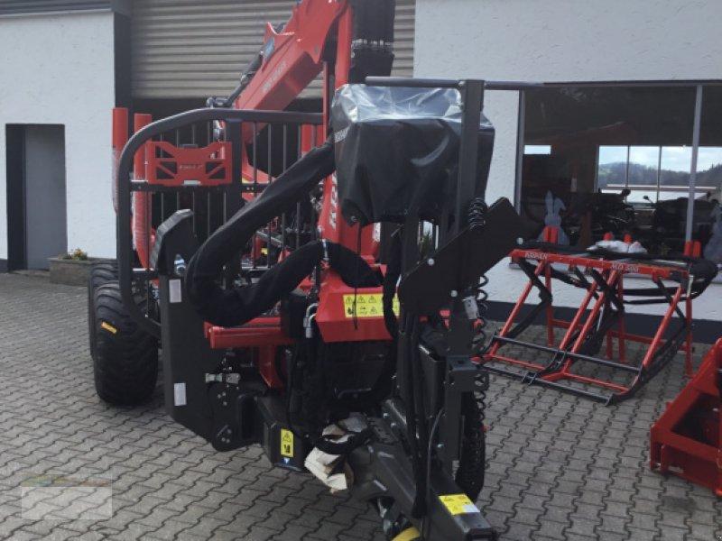 Rückewagen & Rückeanhänger des Typs Krpan GP8DF, Neumaschine in Fürsteneck (Bild 5)