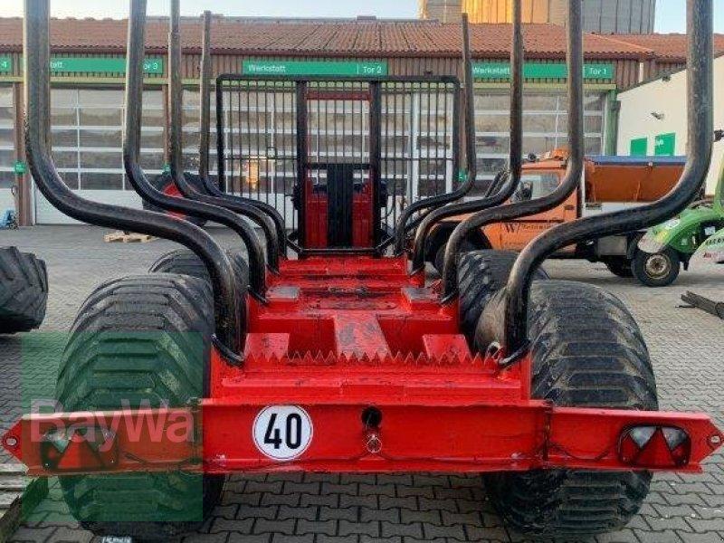 Rückewagen & Rückeanhänger des Typs Lochner RA 12 Kombi, Gebrauchtmaschine in Fürth (Bild 3)