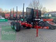 Lochner RA 12 Kombi Ρυμούλκες ξυλείας & οχήματα ξυλείας